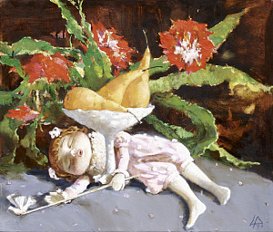 Still-life with a Doll