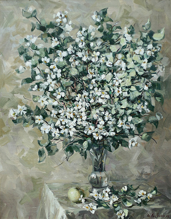 Still-life with Jasmin
